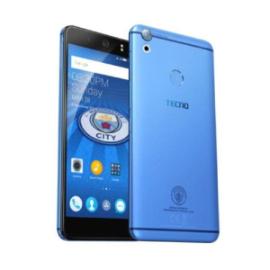 Tecno Camon CX Manchester City Edition in Kenya