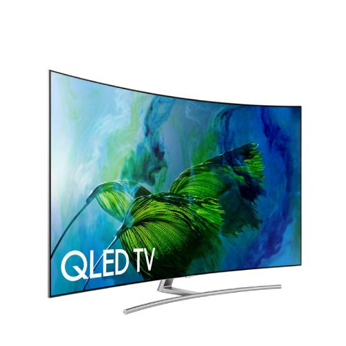Samsung 65 Inch QLED Curved TV Q8C